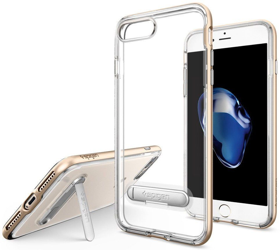 SGP Чехол iPhone 7 Plus Crystal Hybrid Champagne Gold
