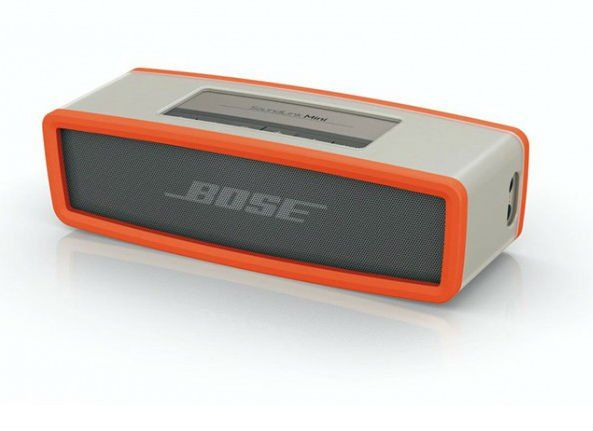 Чехол BOSE Case for SoundLink Mini - Orange, картинка 2