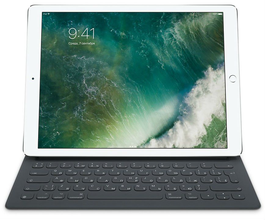 Чехол Apple iPad Pro 12,9 Smart Keyboard RUS