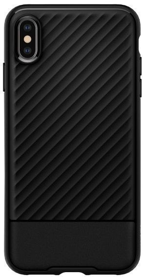 Чехол SGP iPhone XS Max Core Armor Black, картинка 2