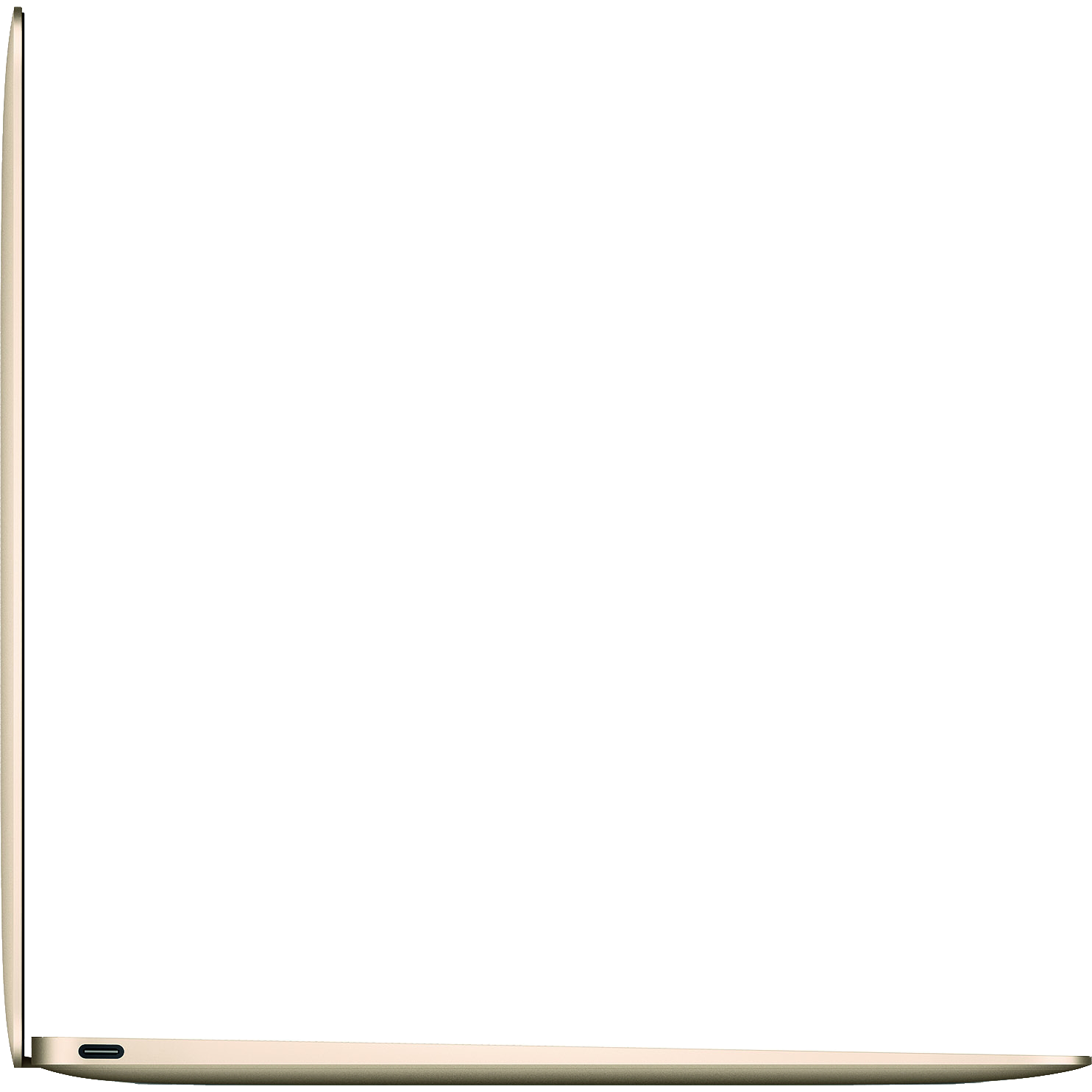 "Ноутбук Apple MacBook 12"" Retina 256 GB Flash Gold (MNYK2), картинка 5"