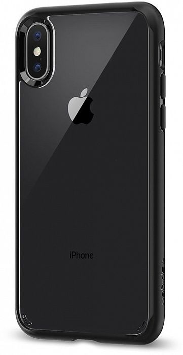 Чехол SGP iPhone X Ultra Hybrid Matte Black