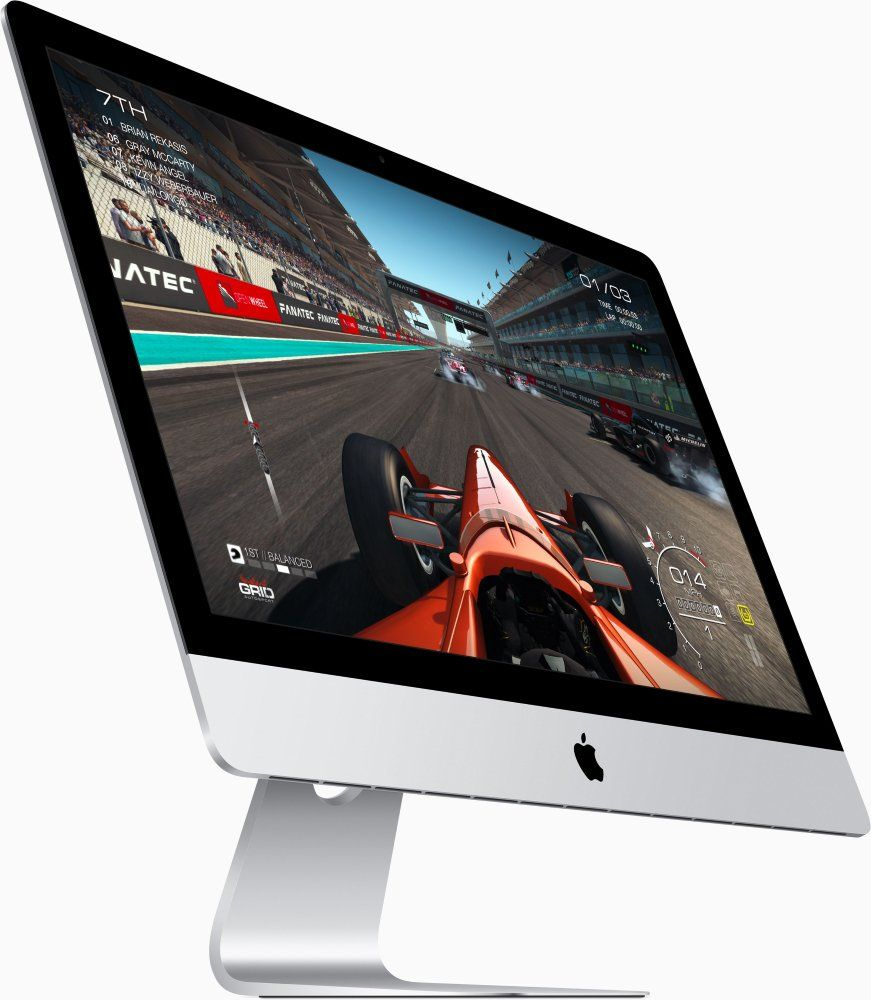 "Моноблок Apple iMac 21.5"" Core i5 2.3 ГГц, 8 ГБ, 1 ТБ, Intel Iris Plus 640 (MMQA2), картинка 4"