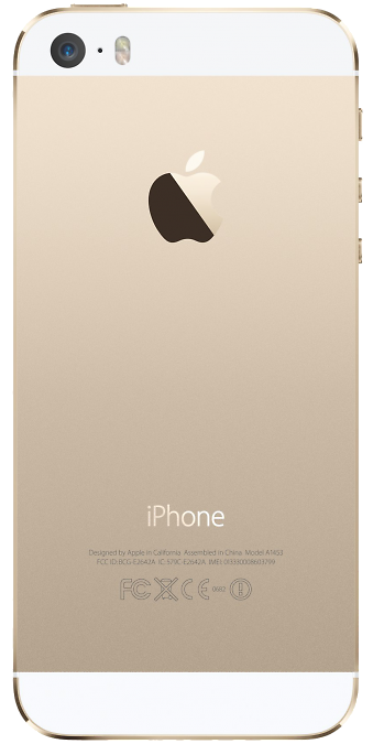 Смартфон Apple iPhone 5S 16 GB Gold, картинка 2