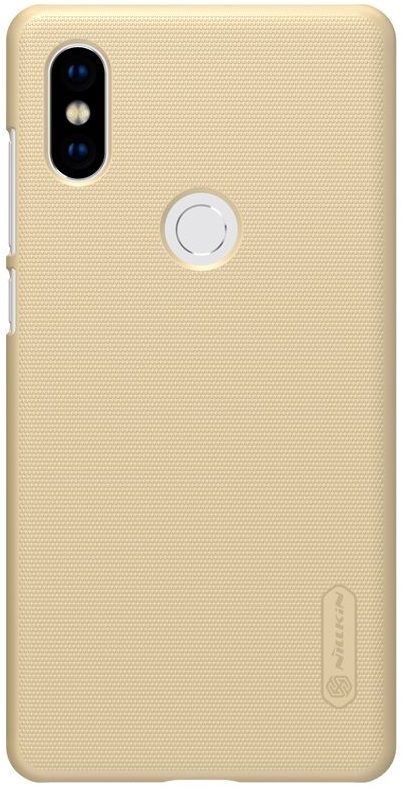 Чехол Nillkin Frosted Shield Xiaomi MIX 2S - Gold, картинка 1