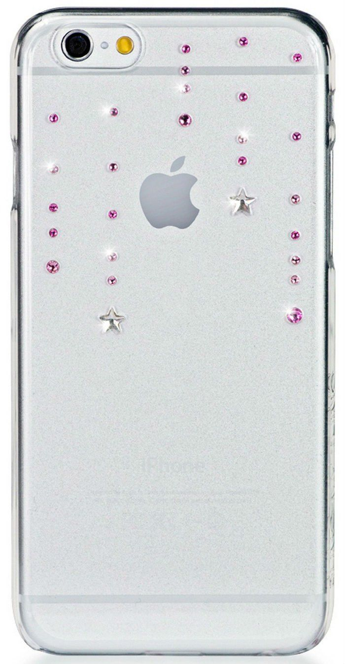 Чехол Bling My Thing iPhone 6 Swarovski Wish Pink Mix