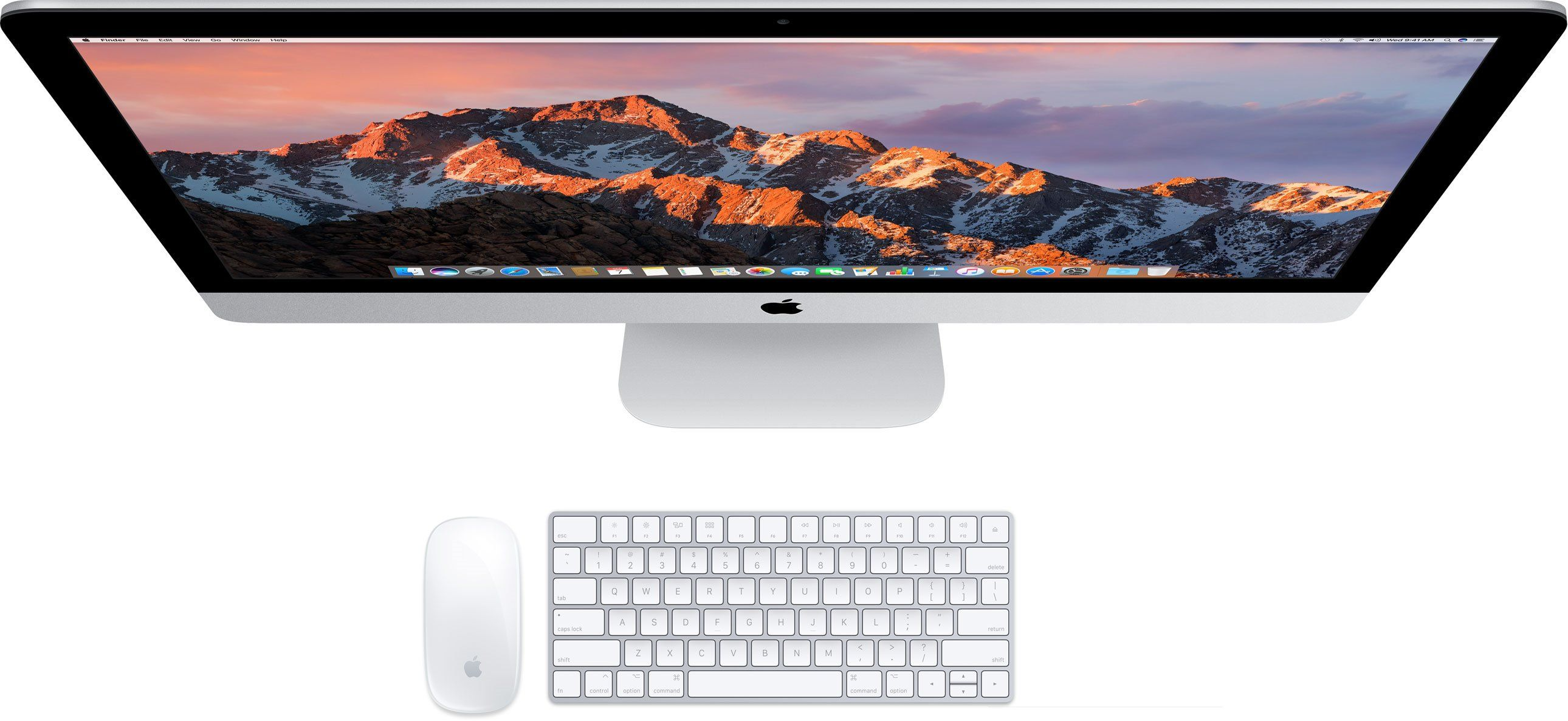 "Моноблок Apple iMac 21.5"" Core i5 2.3 ГГц, 8 ГБ, 1 ТБ, Intel Iris Plus 640 (MMQA2), картинка 2"
