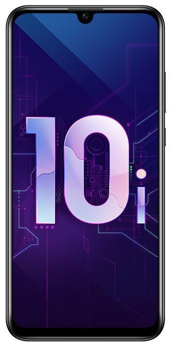 Смартфон Honor 10i 4/128GB Черный