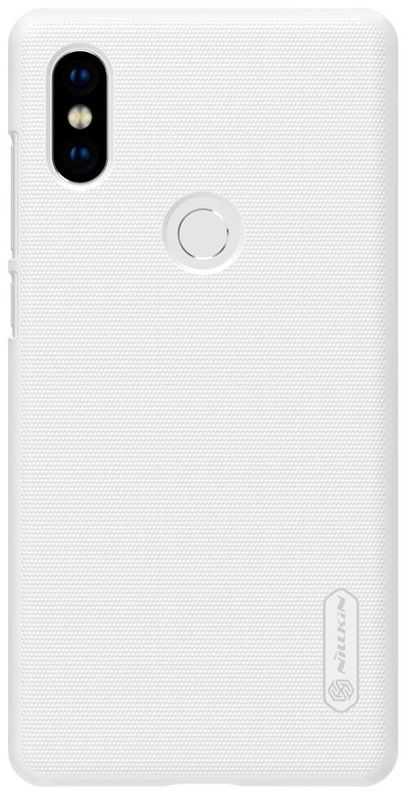 Чехол Nillkin Frosted Shield Xiaomi MIX 2S - White