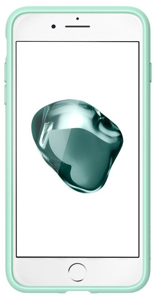 Чехол SGP iPhone 7 Ultra Hybrid 2 Mint, картинка 2