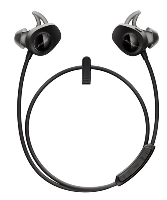 Наушники BOSE SoundSport Wireless Headset - Black, картинка 1