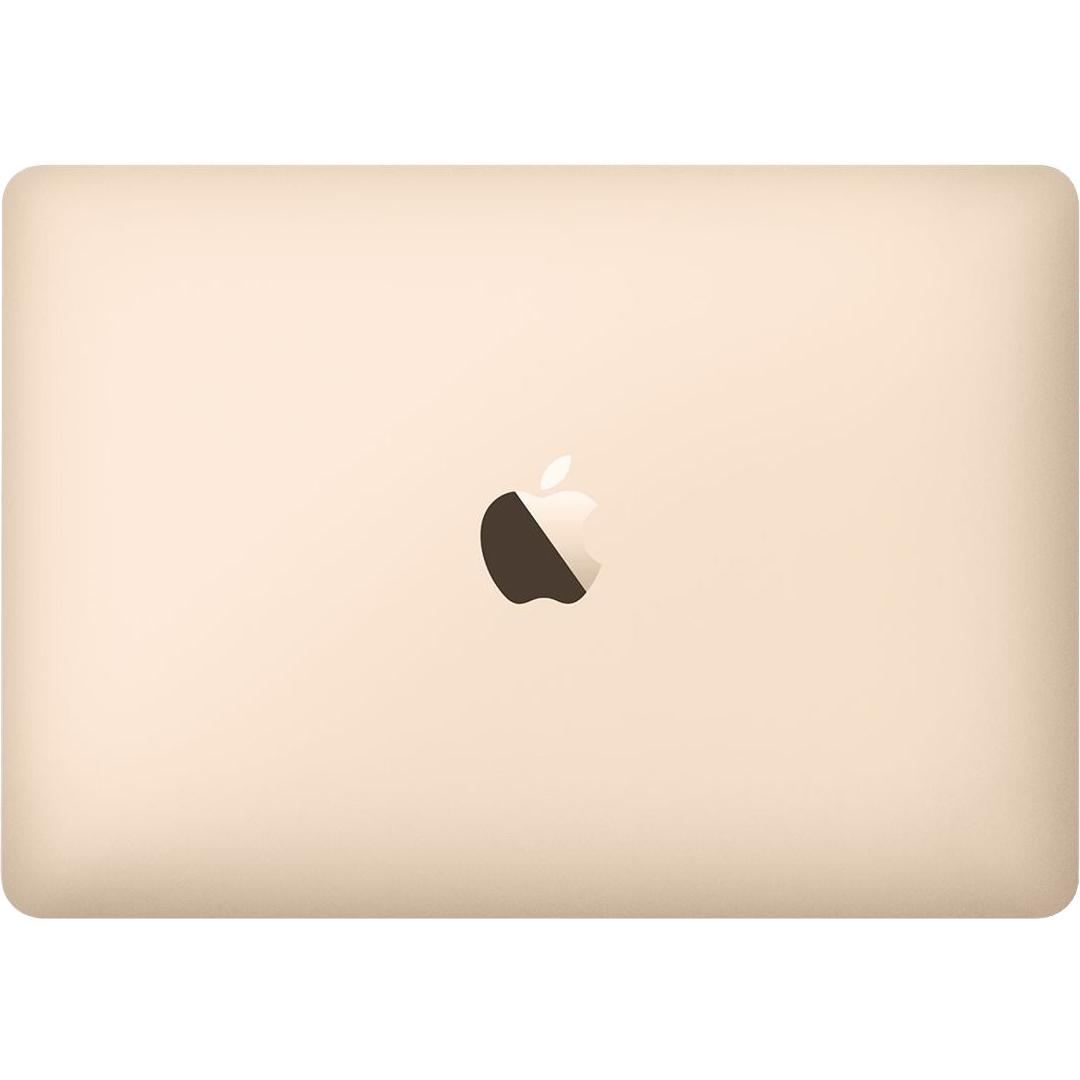 "Ноутбук Apple MacBook 12"" Retina 256 GB Flash Gold (MNYK2), картинка 3"