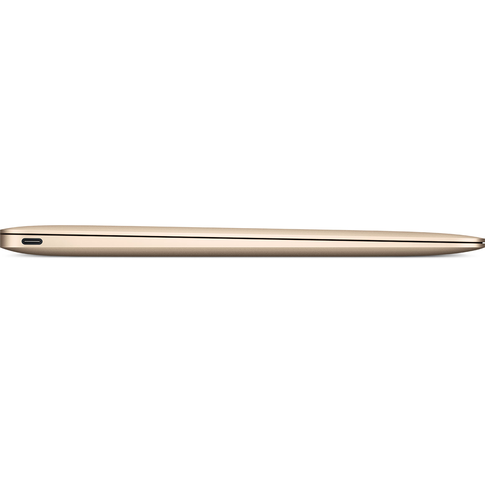 "Ноутбук Apple MacBook 12"" Retina 256 GB Flash Gold (MNYK2), картинка 4"