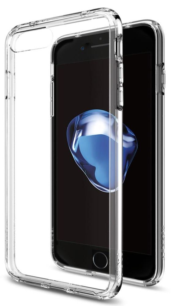 SGP Чехол iPhone 7 Ultra Hybrid 2 Crystal Clear