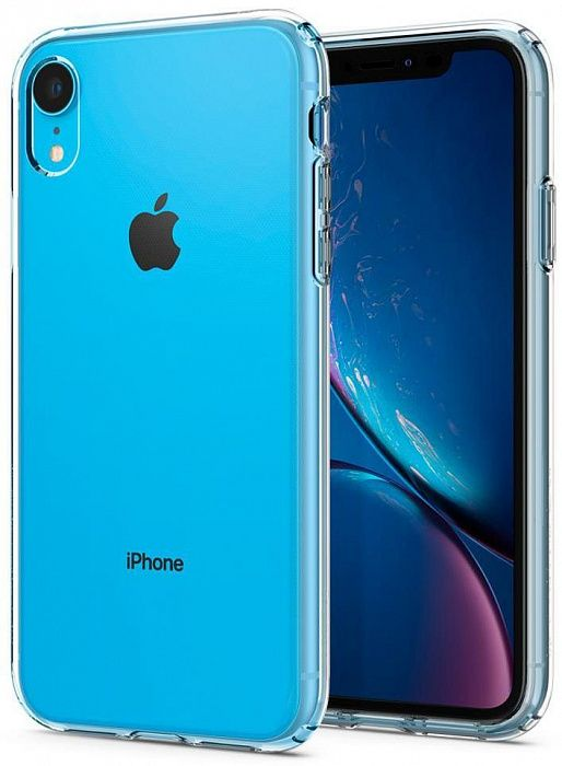 Чехол SGP iPhone XR Crystal Flex Crystal Clear, картинка 1