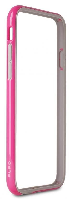Чехол Puro Bumper iPhone 6 Plus - Pink, картинка 4
