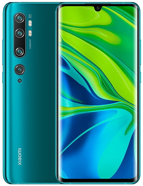 Смартфон Xiaomi Mi Note 10 6/128GB (Green/Зеленый)