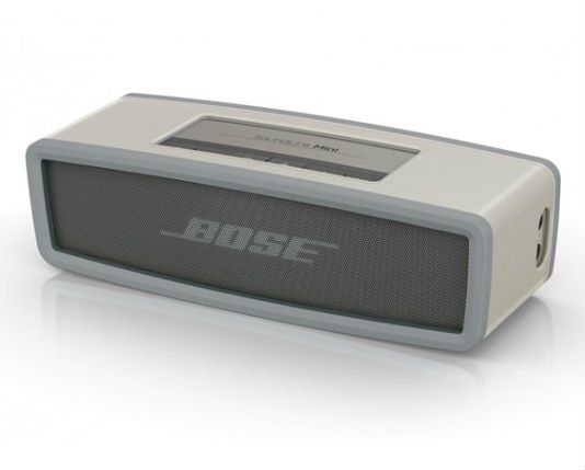 Чехол BOSE Case for SoundLink Mini - Grey, картинка 2