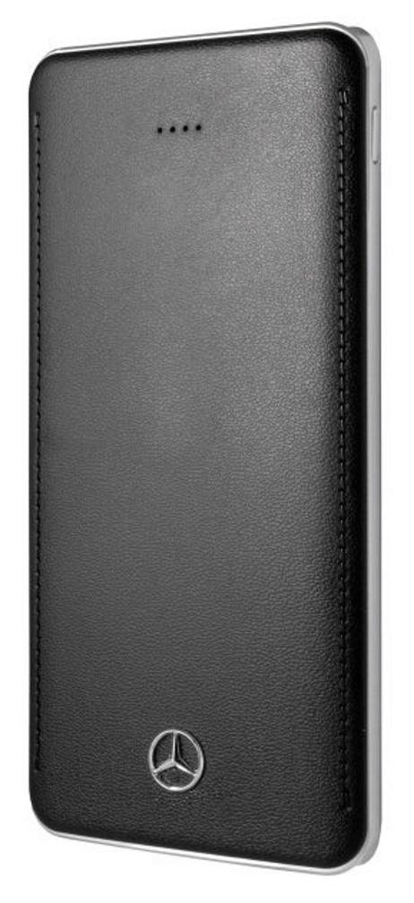 Внешний аккумулятор Mercedes Portable Battery Charger 10.000 mAh - Black