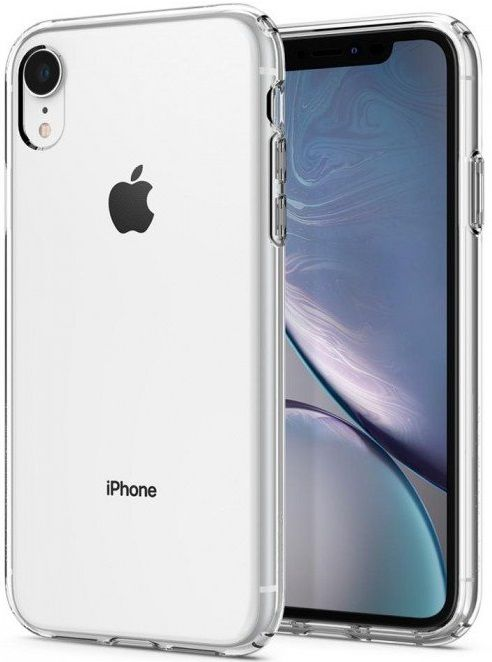 Чехол SGP iPhone XR Liquid Crystal Crystal Clear, картинка 1
