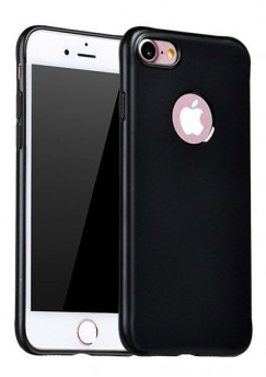 Чехол HOCO iPhone 7/8 Juice Series TPU case - Black, картинка 2