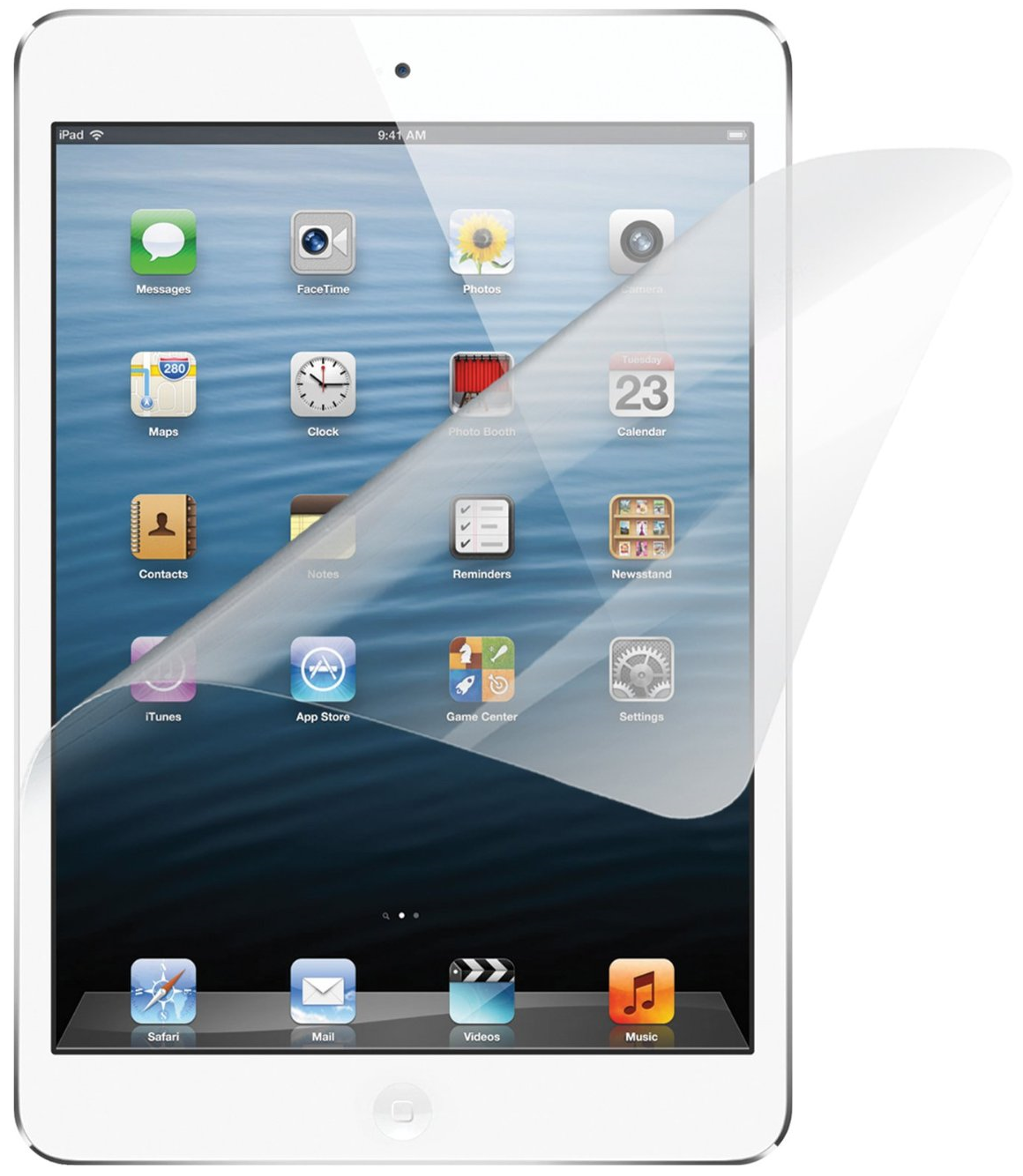 Защитная пленка REMAX Ultra Clear Screen Protector iPad Air 2