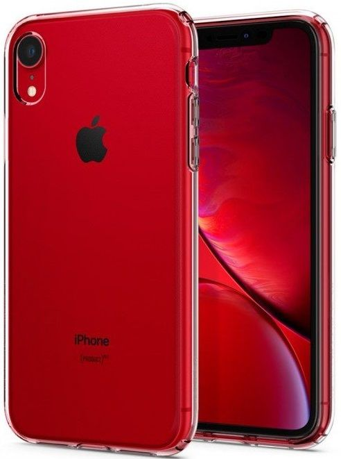 Чехол SGP iPhone XR Liquid Crystal Crystal Clear, картинка 4