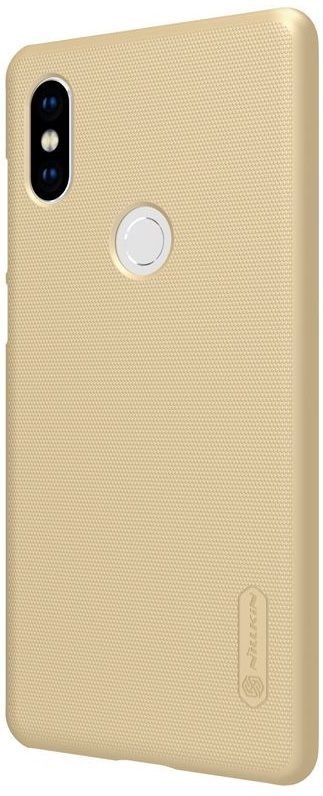 Чехол Nillkin Frosted Shield Xiaomi MIX 2S - Gold, картинка 3