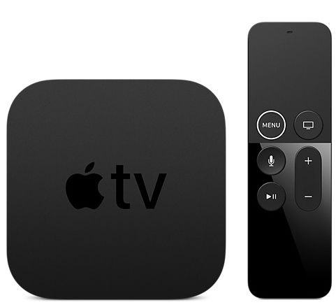Медиаплеер Apple TV 4K 64 ГБ