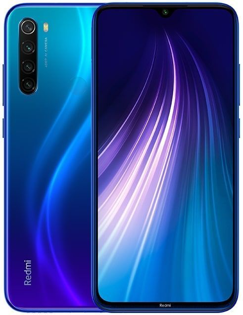 Смартфон Xiaomi Redmi Note 8T 3/32GB (Blue/Синий), картинка 1