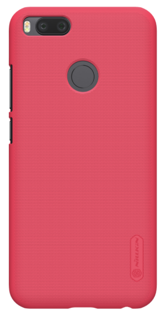 Чехол Nillkin Frosted Shield Xiaomi 5X (A1) - Red
