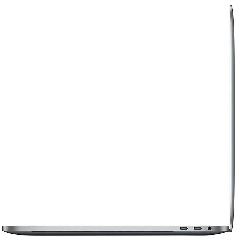 "Ноутбук Apple MacBook Pro 15"" Touch Bar 256 GB SSD Space Grey (MPTR2), картинка 3"