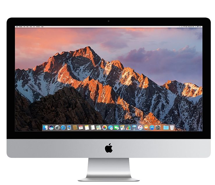 "Моноблок Apple iMac 21.5"" Core i5 2.3 ГГц, 8 ГБ, 1 ТБ, Intel Iris Plus 640 (MMQA2), картинка 1"