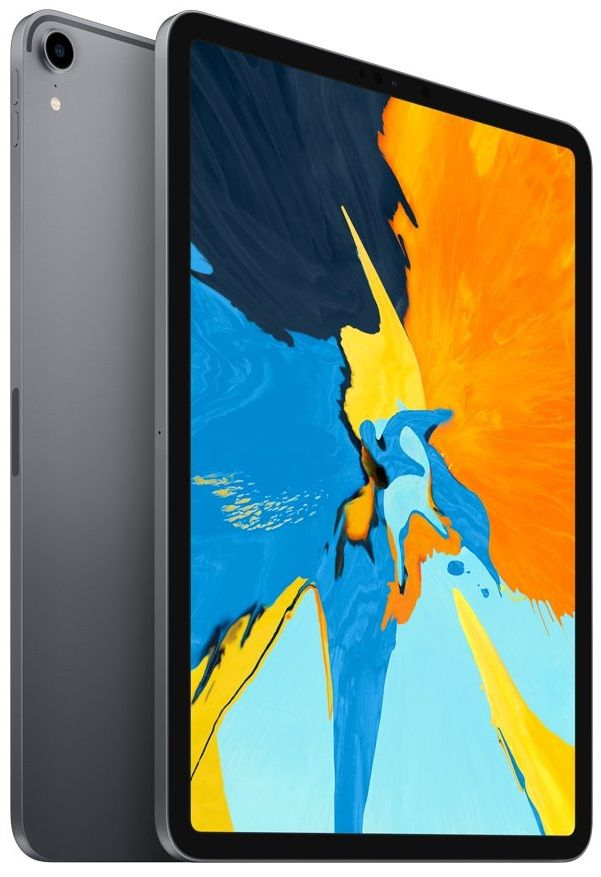 Планшет Apple iPad Pro 11 Wi-Fi 256GB - Space Grаy (Серый космос)