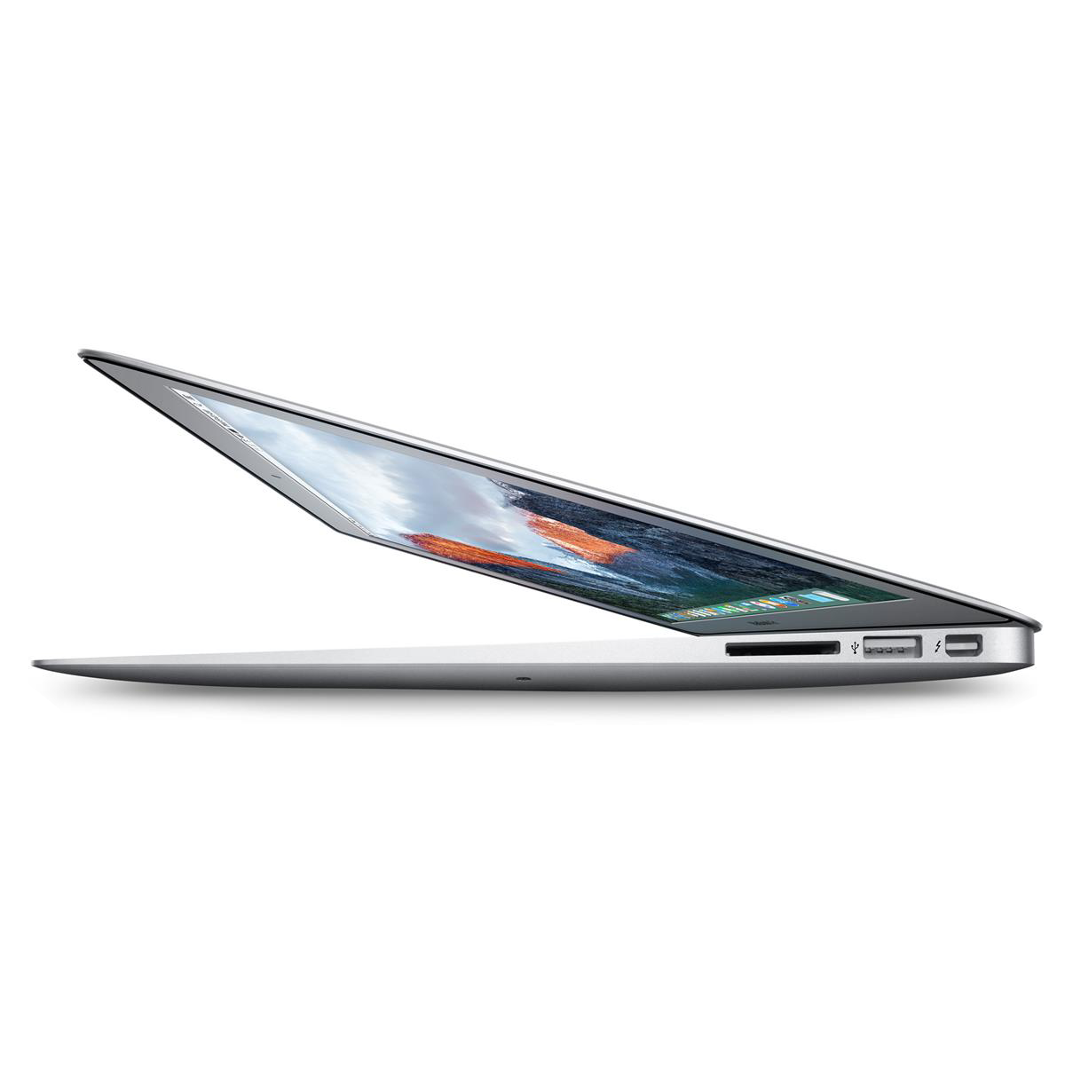 "Ноутбук Apple MacBook Air 13"" 128 SSD Silver (MMGF2), картинка 2"