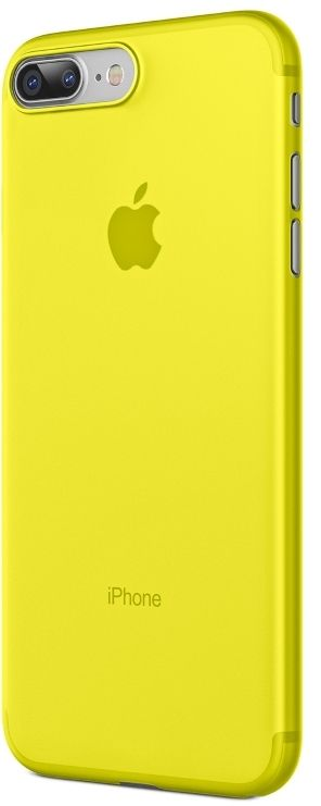 Чехол VIPE Flex iPhone 7 Ultra Slim 0.3 - Yellow, картинка 1