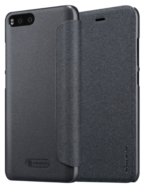 Чехол Nillkin Sparkle Leather case Xiaomi Mi6 - Grey