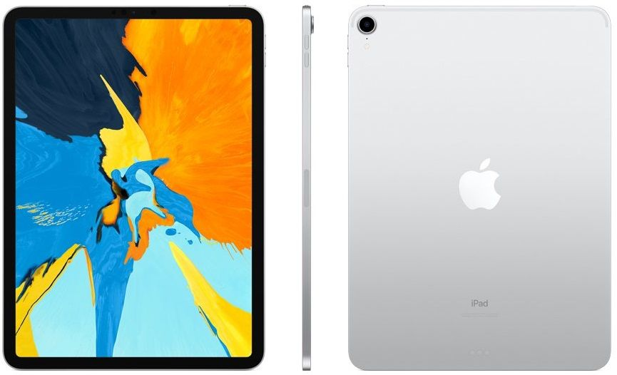 Планшет Apple iPad Pro 11 Wi-Fi + Cellular 512GB - Silver (Серебристый), слайд 2