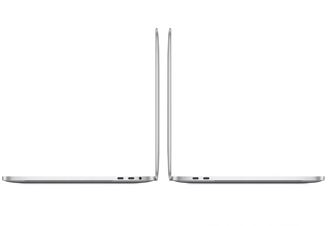 "Ноутбук Apple MacBook Pro 13.3"" Mid 2018 (IPS 2560x1600/Intel Core i5 8259U 2.3ГГц/8Гб/256Гб SSD/Intel Iris graphics 655/Mac OS Sierra/Touch Bar) (MR9U2) Silver / Серебристый, картинка 3"