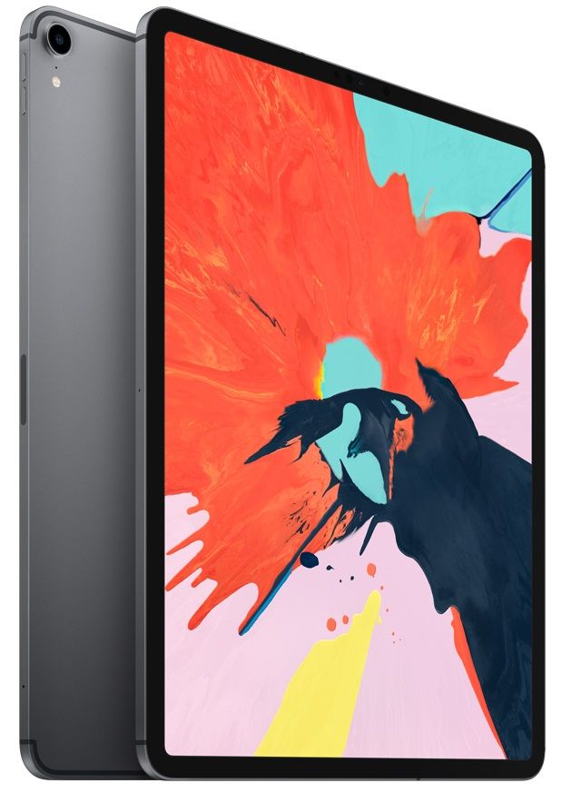 Планшет Apple iPad Pro 12.9 (2018) 64Gb Wi-Fi + Cellular Space Grey (Серый космос)