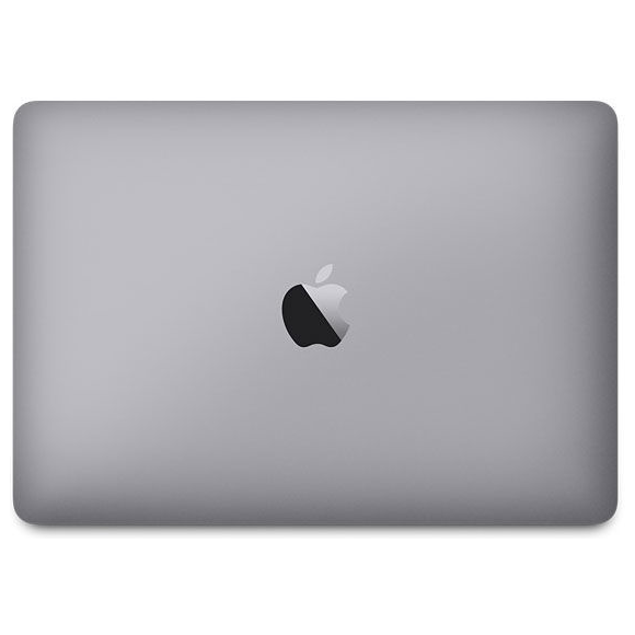 "Ноутбук Apple MacBook 12"" Retina 256 SSD Space Gray (MLH72), картинка 3"