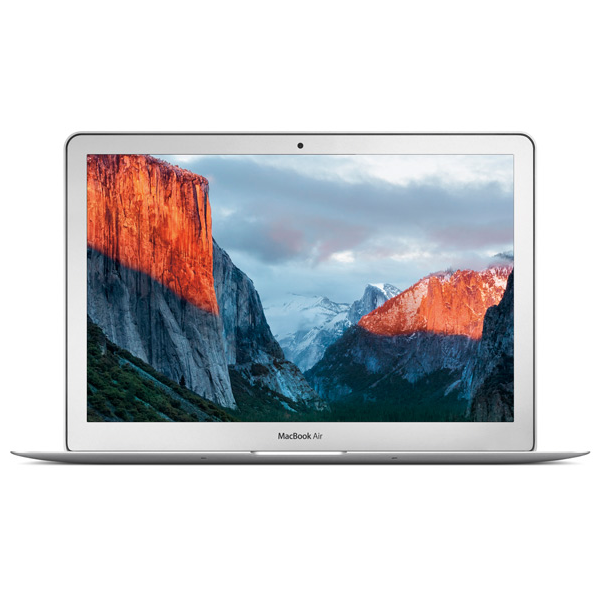 "Ноутбук Apple MacBook Air 13"" 128 SSD Silver (MMGF2), картинка 1"