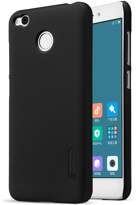 Чехол Nillkin Frosted Shield Xiaomi Redmi 4X - Black