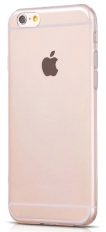 Силиконовый чехол HOCO iPhone 6S Light Series TPU - Grey