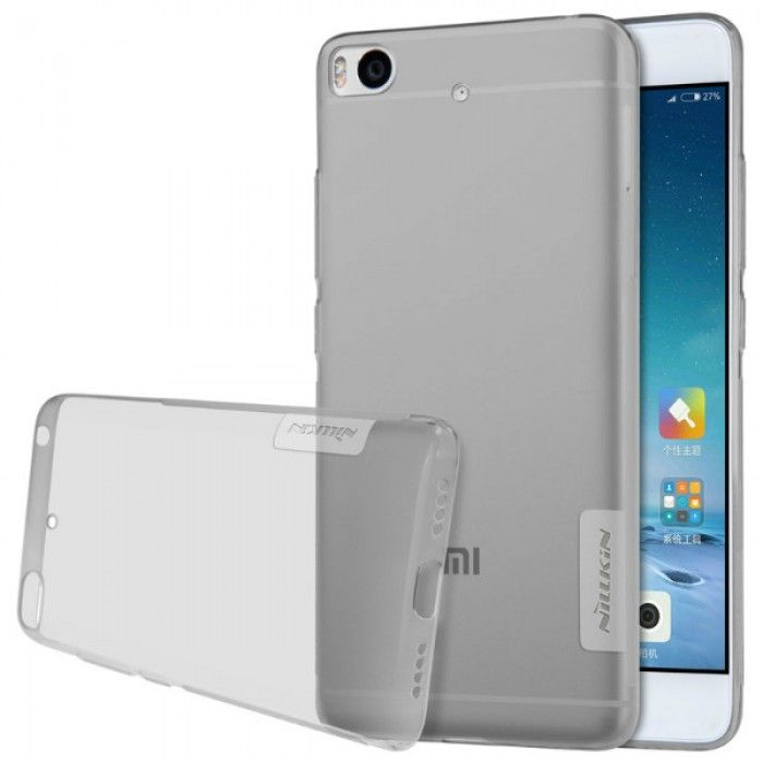 Чехол Nillkin TPU case Xiaomi Note 3 - Grey