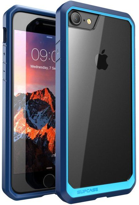 Supcase iPhone 7 Unicorn - Blue/Navy, картинка 1