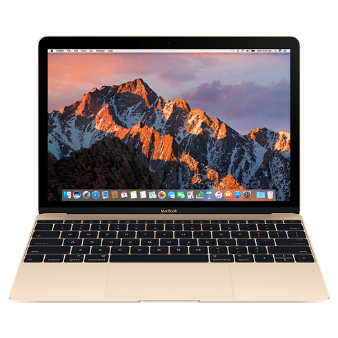 "Apple MacBook 12"" Retina 512 SSD Gold (MLHF2)"