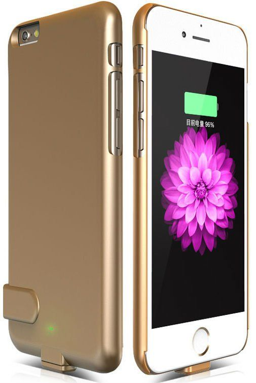 HEDDY для iPhone 6 Battery Case 1500mA - Gold, картинка 3