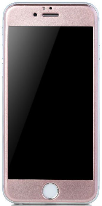 REMAX Color Full Screen Tempered Glass 6S Plus - Rose Gold