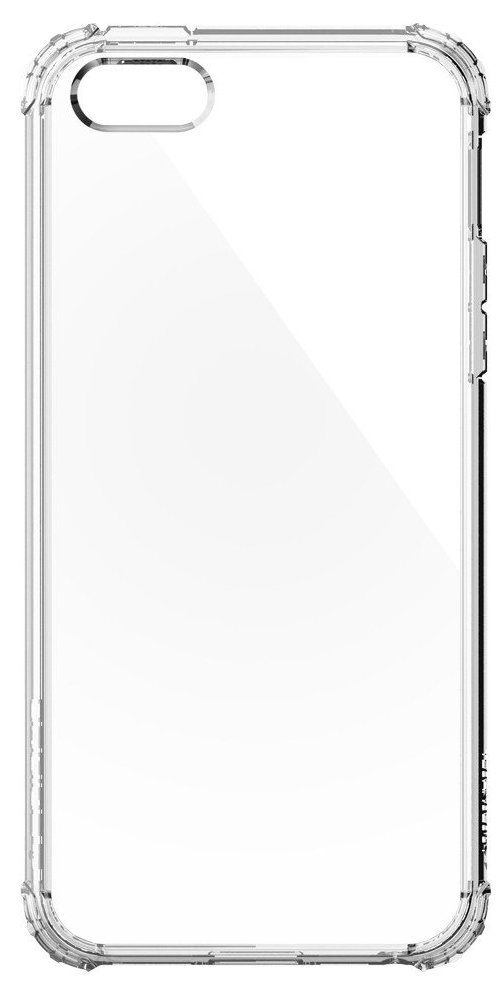 SGP  iPhone 5S/SE  Crystal Shell - Clear Crystal, картинка 2
